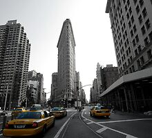 Flatiron by Peter Bellamy