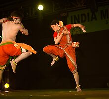 Contemporary Indian Classical Dance-2-Mamata Shankar Ballet Troupe  by Mukesh Srivastava