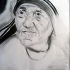 Mother Teresa by jikpe