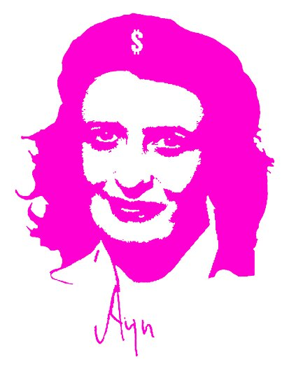 Ayn, revolutionary thinker. by John Judy