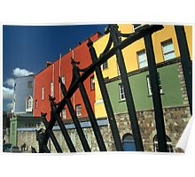 Dublin Castle (Colourful) Ireland Poster