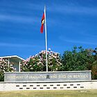 Memorial at the Officer Cadet School, Portsea by blackadder