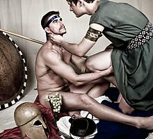 LOA - Achilles and Patroclus by A.David Holloway