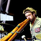 Xavier Rudd by Sheldon Pettit