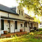 Krige's Cottages - Stellenbosch by fourthangel