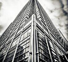 Canary Wharf | 03 by Frank Waechter