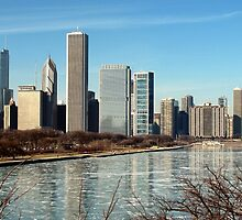 The Windy City in January by travelingdixie