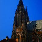 Vitus Cathedral 2 by Mellebel