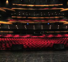 Adelaide Festival Theatre - Performers View by DocG