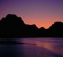 """Teton Sunset"" by krod18"
