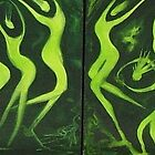 Jungle Beat (Better viewed large) by Cathy Gilday