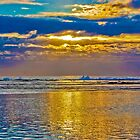 North Narrabeen Reflections by DRG2010