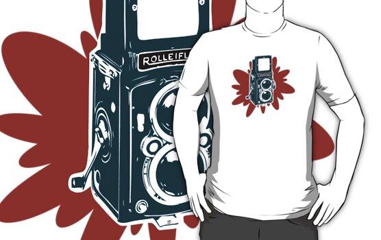 Rolleiflex by Melinda Kerr