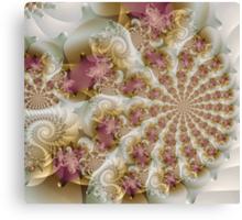 Exquisite Sepia Image 3 Zoom + Parameter Canvas Print