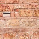 Airbrick in cut-stone - Anglican Church, Swellendam, South Africa by Fineli