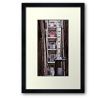 Close Living Framed Print