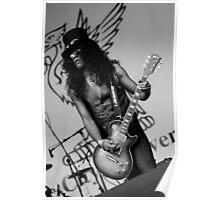 Guns 2 Roses Poster