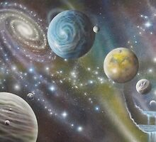 Multiverse 9 by Sam DelRussi
