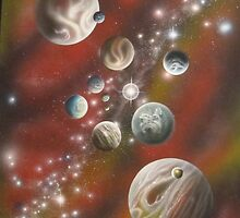 Multiverse 22 by Sam DelRussi