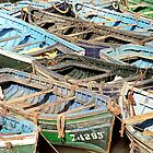 Fishing Boats, Morocco by Summicron