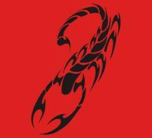 Tribal Scorpion by shpshift