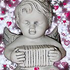 Cherub love  by mandyemblow