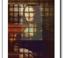 Mona Lisa POP by: TEOSanta by Teodoro De La Santa