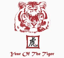 Year Of The Tiger by Ron Marton