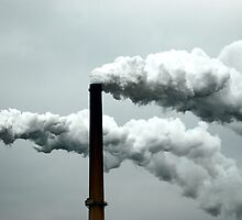 Smokestacks by malika