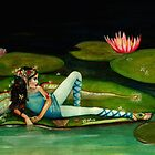 Padme, the waterlily faerie by KimTurner