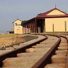 Mini Railroad by Arthur Koole
