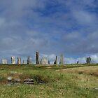 callanish stones,isle of lewis by james  lovatt