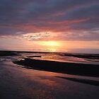 icelandic sunrise 1 by james  lovatt