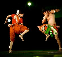 Contemporary Indian Classical Dance-7-Mamata Shankar Ballet Troupe  by Mukesh Srivastava