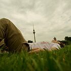 Spiked by Alexanderplatz TV Tower by Aaron Corr
