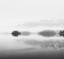 Derwent Water - Highkey by David Lewins