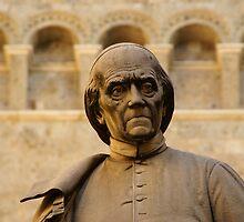 Siena Statue by Sturmlechner
