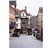 John Knox House Photographic Print