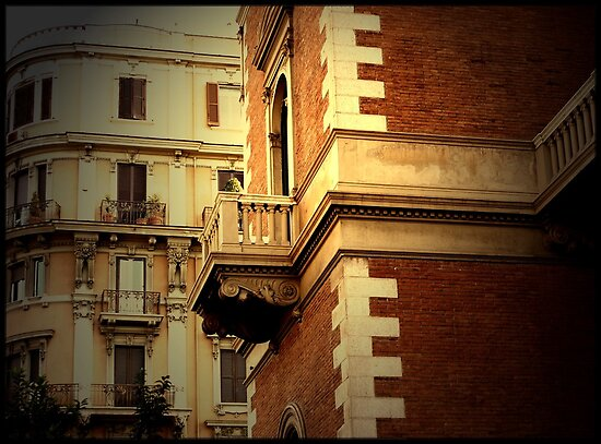 Roman Living by diLuisa Photography