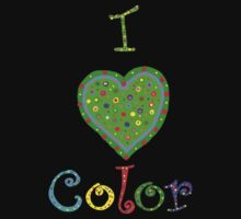 I Love Color by Betty Mackey