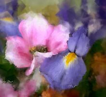 Spring Impressions by Carolyn Staut