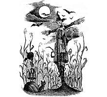 The Scarecrow of Oz Photographic Print