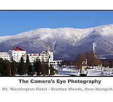 Mount Washington Hotel by Paul Anderson