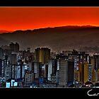 Caracas HDR by Cristóbal Alvarado Minic