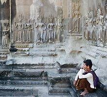 Ancestors in Angkor by Jesse Stanley