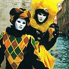 Carneval in Venice  by ©The Creative  Minds