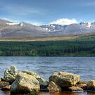 Cairngorm And The Northern Corries by VoluntaryRanger