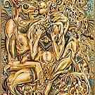 Adam loves Eve by Paulius Arlauskas