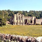 Rievaulx Abbey by sweeny