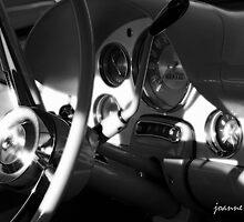 Classic Car 107 by Joanne Mariol